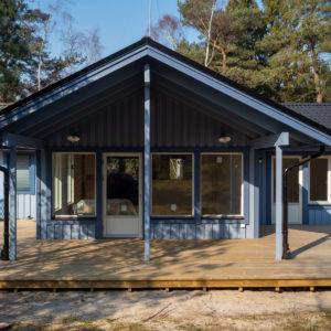 Dan Roos Bygg Sandbystrand uteplats 2019